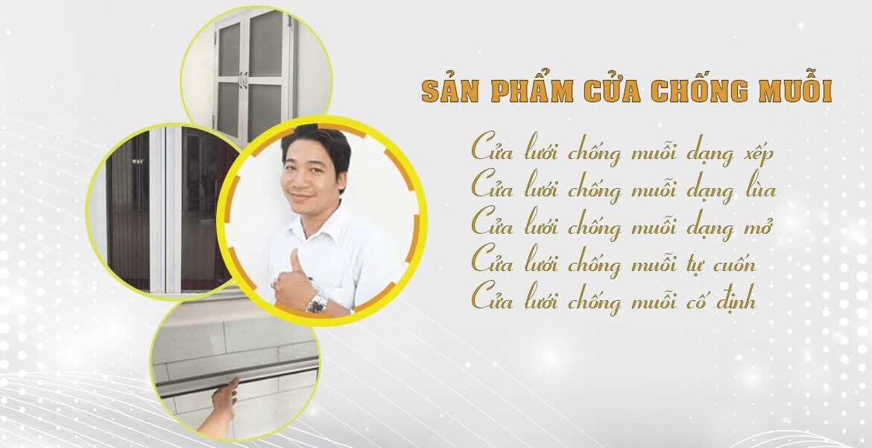 Sản phẩm của lưới Việt Thống